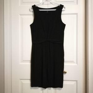 Lori M Collection Sleeveless Ruched Dress